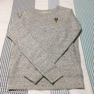abercrombie and fitch ice cream sweatshirt